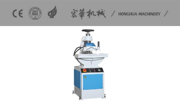 HCK-100液压冲口机